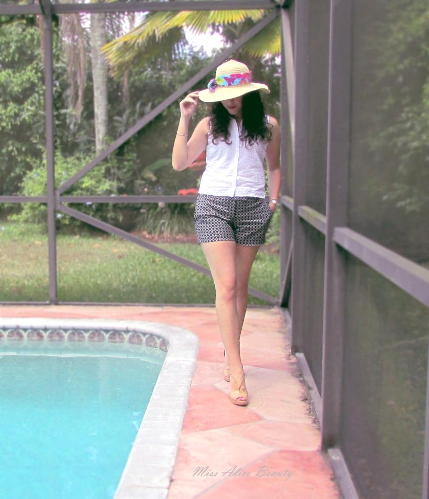 Pool OOTD