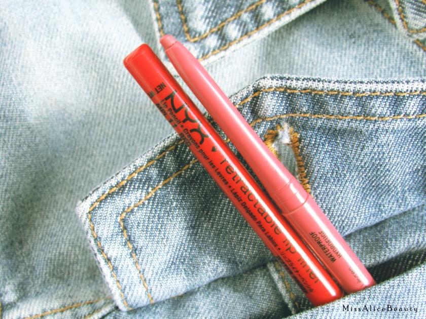 NYX Lip Liner