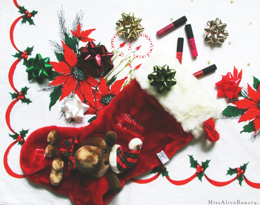 Christmas with NYX